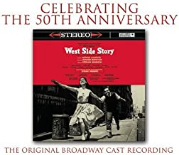 West Side Story 1957 Original Broadway Cast