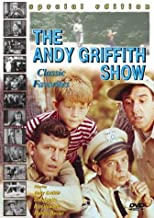 The Andy Griffith Show Classic Favorites: (Andy's English Valet / Barney's First Car / The Rivals / Dogs,Dogs,Dogs)