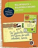 Bilderbuch + Bilderbuchkino auf DVD: »Die Geschichte vom Löwen, der nicht schreiben konnte« (Beltz Nikolo) - Martin Baltscheit