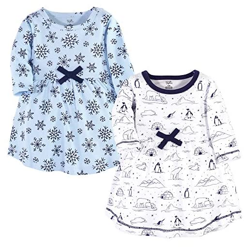 Touched-by-Nature-Baby-Girls-Organic-Cotton-Dresses-Casual