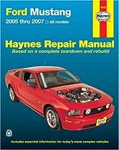 Ford Mustang, 2005 Thru 2007 (Haynes Repair Manual)