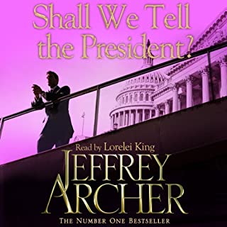 Shall We Tell the President cover art