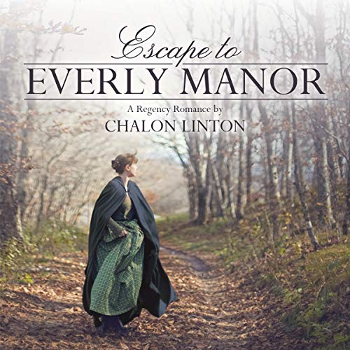 Escape to Everly Manor cover art