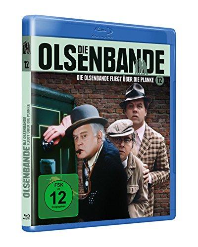 Die Olsenbande - Fliegt über die Planke [Blu-ray]