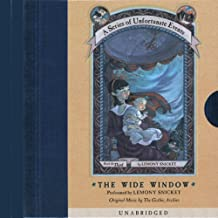 The Wide Window: A Series of Unfortunate Events #3