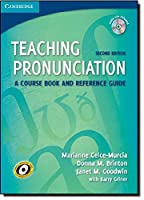 Teaching Pronunciation Paperback with Audio CDs (2): A Course Book and Reference Guide (Cambridge Teacher Training and Development)