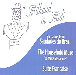 Milhaud In Midi