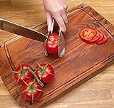 Drive Medical Schneidhilfe für mehr Stabilität und Sicherheit beim Schneiden von Lebensmitteln -