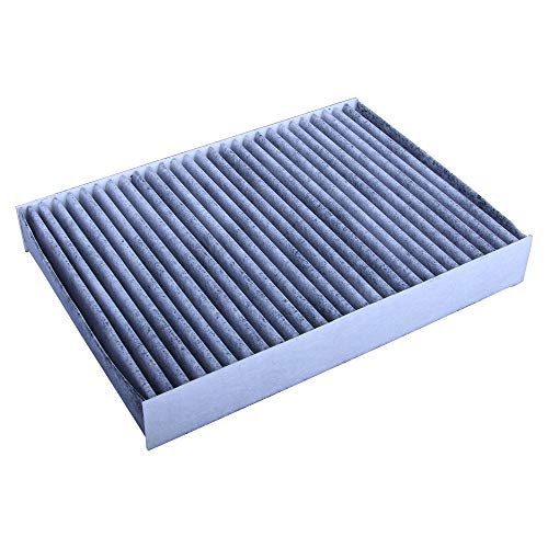 LAMDA 27277-4BU0A Cabin Air Filter Includes Activated Carbon For 2014-2018 Nissan Rogue 2017 Nissan Rogue Sport