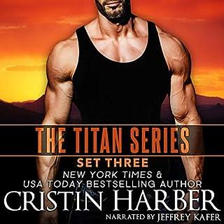 Couverture de The Titan Series: Set Three