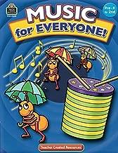 Music for Everyone: Prek- Grade 2
