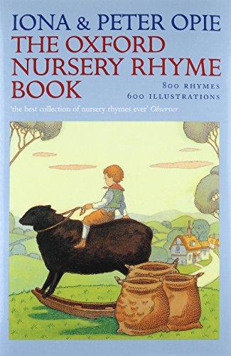 The Oxford Nursery Rhyme Book