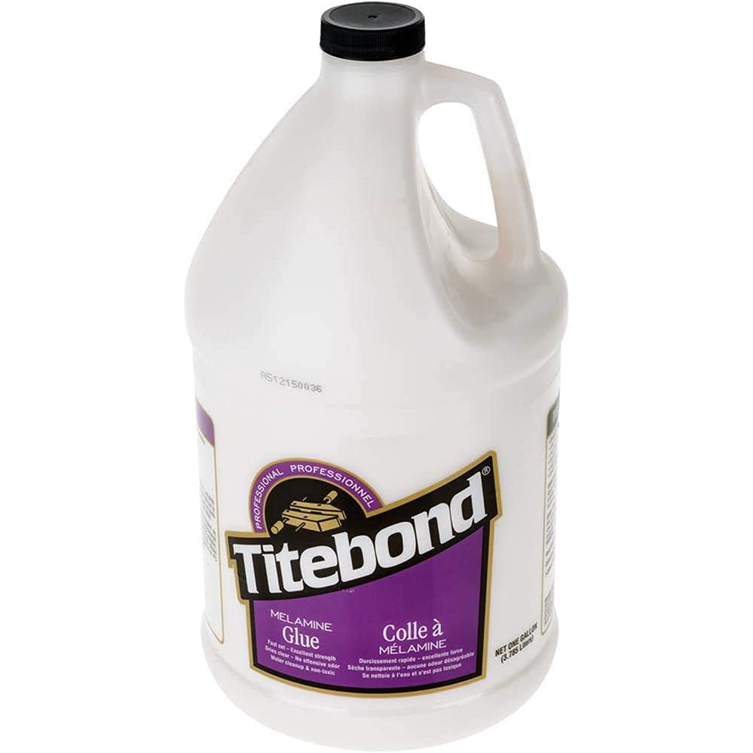 Titebond Glue, Melamine, 1 Gal, White