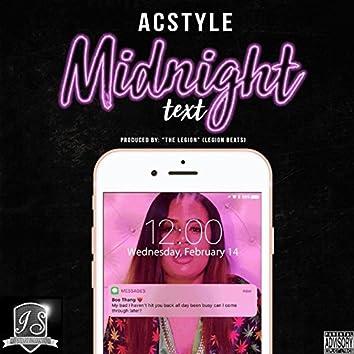 Midnight Text