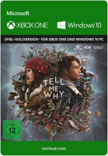 Tell Me Why Standard | Xbox One/Windows 10 PC - Download Code