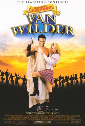 Pop Culture Graphics Van Wilder 27x40 Movie Poster