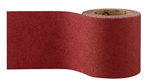 Bosch DIY Schleifrolle (für Holz und Farbe, 93 mm, 5 m, Körnung 80)