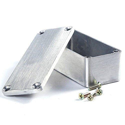 ESUPPORT 1590A 92x38x31mm Aluminum Metal Stomp Box Case Enclosure...