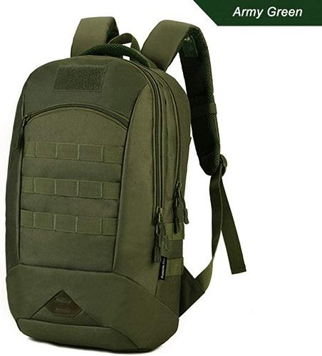 YUANYU Sac à Dos de Sport Militaire extérieur imperméable de Sacs à Dos de Sports pour Le Camping randonnée Trekking