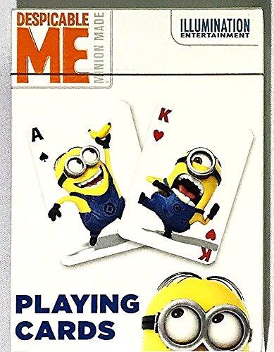 Minions(ミニオンズ)Playing Card(トランプ) [並行輸入品]