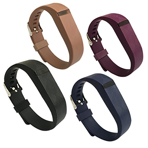 Cinturino di Ricambio per Fitbit Flex braccialetto , in Silicone