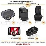 2x Premium Schutz + Tablet-Halter - 4