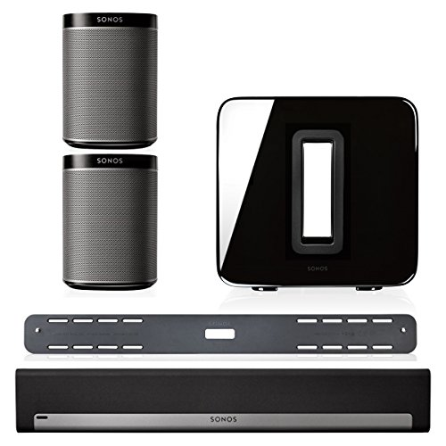 5.1 Home Theater Set with Sonos Play