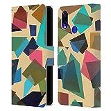 Head Case Designs sous Licence Officielle Ninola Collage géométrique Jaune Abstrait 3 Coque en...