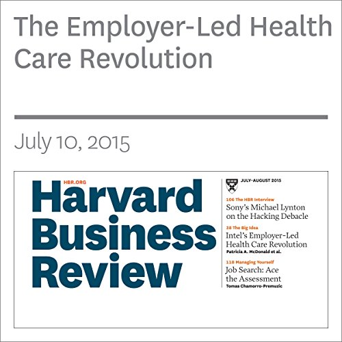 The Employer-Led Health Care Revolution copertina