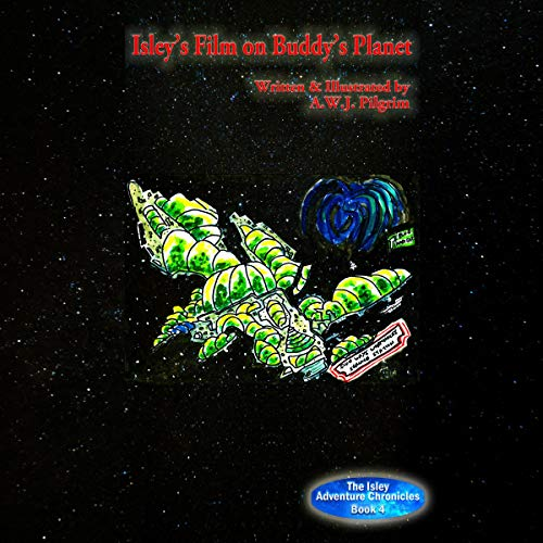 Isley's Film on Buddy's Planet audiobook cover art