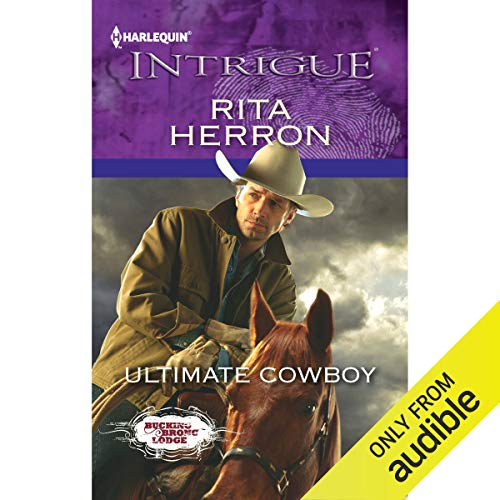 Ultimate Cowboy audiobook cover art