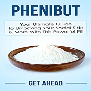 Phenibut cover art