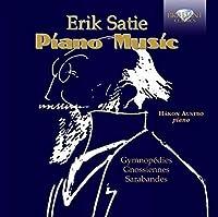 Piano Music, Hakon Austbo: Gymnopedies, Gnossiennes, Sarabandes by Erik Satie (2002-09-25)