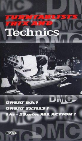 Turntablist, Trix & Technics [VHS]