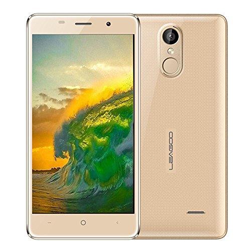 Leagoo M5 Smartphone 5.0 pollici Android 6.0 QHD IPS Mobile telefono, FDD-LTEWCDMA GSM, Dual SIM Dual Standby, telecamere 5.0 MP 2.0 MP, GPS, WiFi, 2 GB,16 GB