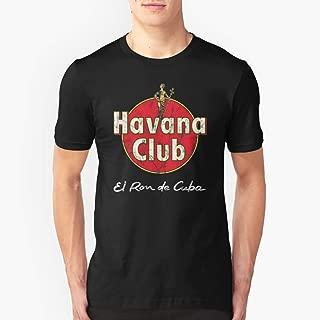 Havana Club Slim Fit TShirtT shirt Hoodie for Men, Women Unisex Full Size.