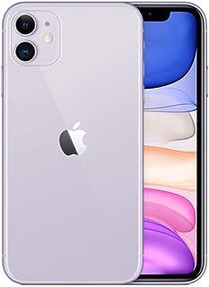 Apple iPhone 11 64GB Purple (Renewed)