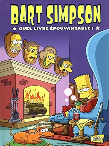 Bart Simpson - tome 4 Quel livre épouvantable ! (4)