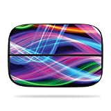 MightySkins Skin Compatible with Elgato Game Capture hd60s - Light Waves   Protective, Durable, and Unique Vinyl Decal wrap Cover   Easy to Apply, Remove, and Change Styles   Made in The USA