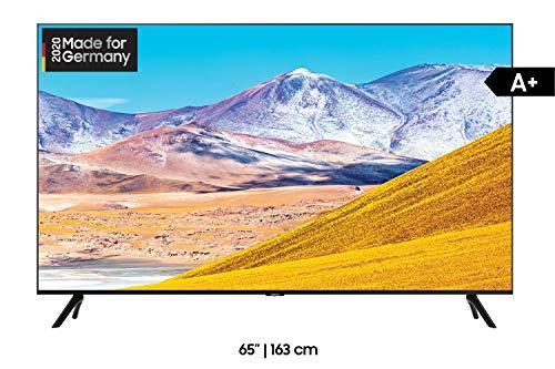 Samsung TU8079 163 cm (65 Zoll) LED Fernseher  (Ultra HD, HDR10+, Triple Tuner, Smart TV) [Modelljahr 2020]