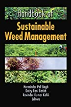 Handbook of Sustainable Weed Management (Crop Science)
