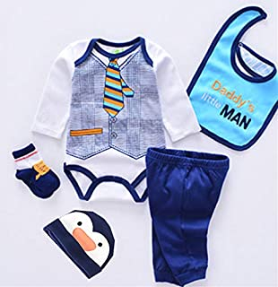 NPKPINK Reborn Baby Boy Dolls Clothes Outfits for 20