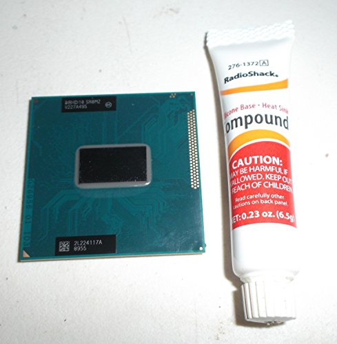 Intel Core i5–3210M sr0mz 2,5GHz 3MB de Doble núcleo Mobile CPU procesador Socket G2988-pin