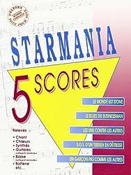 Berger Michel/Plamondon Luc Starmania 5 Scores Book