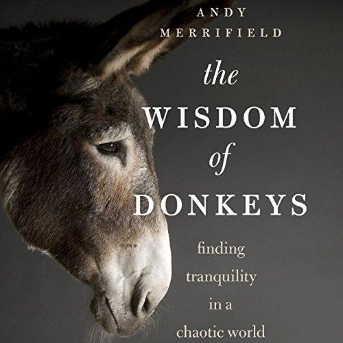 The Wisdom of Donkeys audiobook cover art