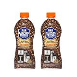 Bar Keepers Friend Coffee Maker Cleaner (12 oz) - Removes Oily Residue, Tannins and Stains - For...