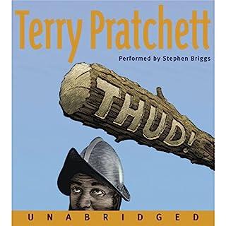 Thud! audiobook cover art