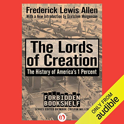 The Lords of Creation cover art