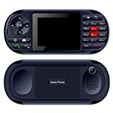 Handheld Game Console 2.8 Inch Candy Bar Button PSP Phone Game Machine Dual