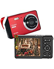 """Digitale camera / 8x digitale zoom / 12 MP / 720P HD / 2,8"""" TFT LCD-scherm Eenvoudige camera voor kinderen/tieners/beginners/ouderen"""